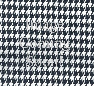 Houndstooth pillow
