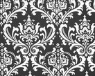 Black & White napkins